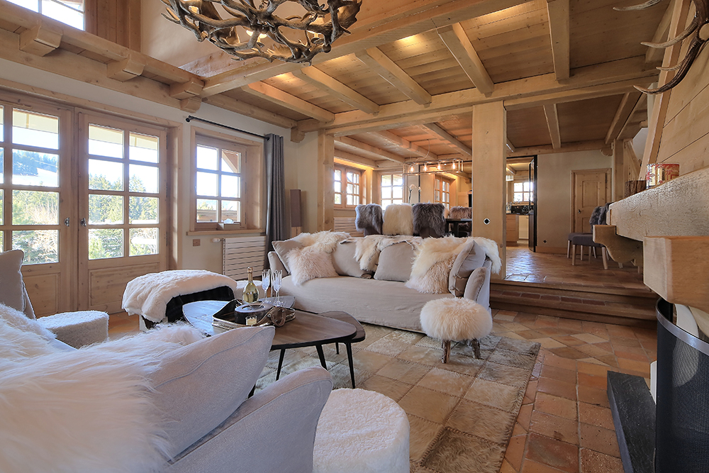 See details MEGEVE Villa 6 rooms (2368 sq ft), 5 bedrooms